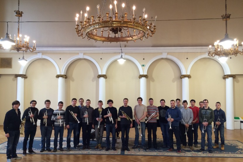 Trombenta Ljubljana – Workshop, Masterclass, Seminar and Recital