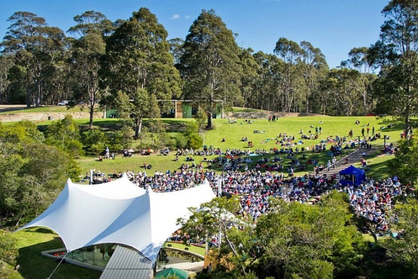 Four Winds Festival, Bermagui, NSW